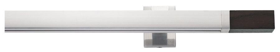 25 Alluminio anodizzato inox - W Wengé  - ADELE PLUS