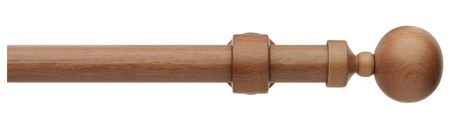 50 Legno verniciato  - E-Wood Quercia  - ALMA ∅35