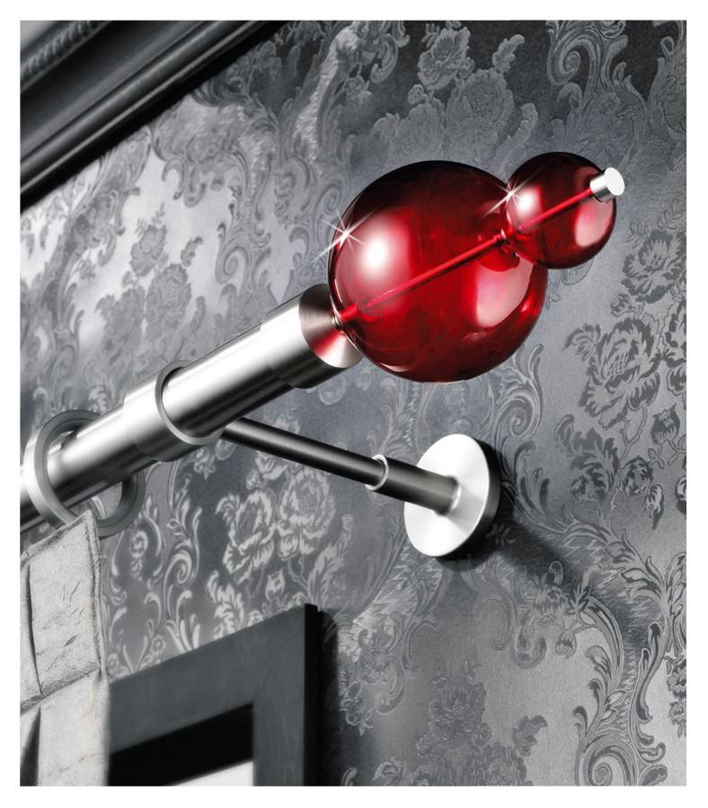 09 Nichel opaco - 7081 Rosso