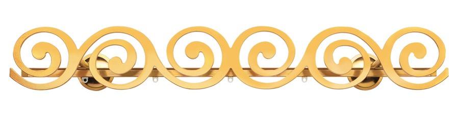 9FO Foglia oro   - AURELIA RICCIOLO