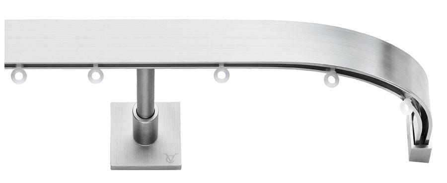 25 Alluminio anodizzato inox   - CHIARA