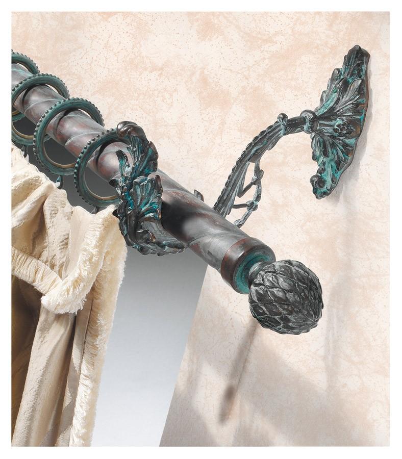 108 Ottone bronzato invecchiato   - CORNELIA
