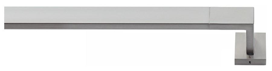97 Satin stainless steel